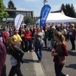 o-ton flashmob steinhof 2014